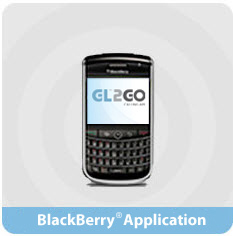 Install BlackBerry <sup>®</sup>Application